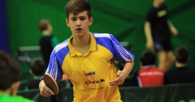 Cristian Pletea participă la ITTF Challenge Belarus Open