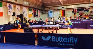 Tenis de masă: Bronz pentru România la Europene