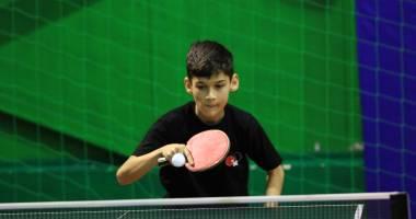 Tenis de masă: Când debutează Campionatul Naţional pe echipe