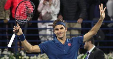 Roger Federer, locul 4 ATP. Marius Copil a coborât două locuri