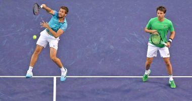 Nikola Mektic şi Horacio Zeballos, campioni în proba de dublu, la Indian Wells
