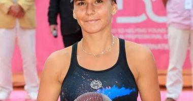 Tenis / Irina Bara a pierdut finala turneului ITF de la Bonita Springs