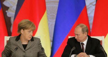 """Tensiuni majore la Marea Neagră. Putin către Merkel: """"Sunt profund îngrijorat!"""""""