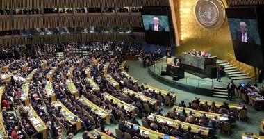 Tensiuni între statele membre în privinţa bugetului ONU