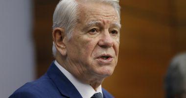Meleșcanu îi cere președintelui rechemarea ambasadorului George Maior