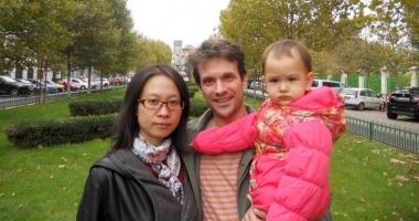 Teologul Florin Cârlan conferenţiază despre ortodoxia din China