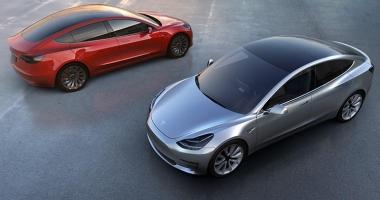 Tesla Model 3 intră în producţie. Când va ajunge în România
