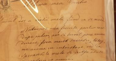 Testamentul lui Avram Iancu a fost donat statului