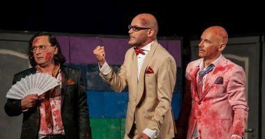 """Actorii constănţeni aduc  """"Testosteron""""-ul pe scenă"""