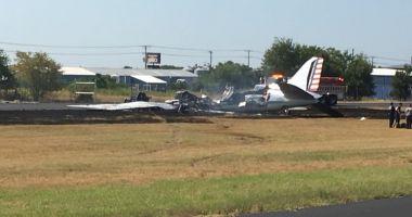 Tragedie aviatică! Niciun supraviețuitor, după ce un avion s-a prăbușit