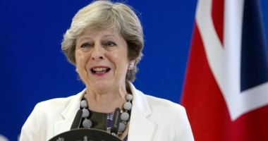 Theresa May pierde la limită un vot crucial în Parlament