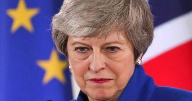 Theresa May, aşteptată să demisioneze astăzi