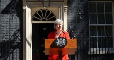 Theresa May a anunţat că va demisiona pe 7 iunie