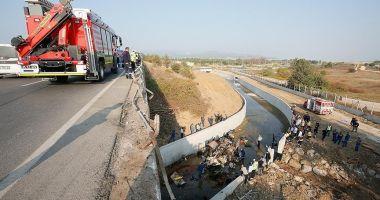 Accident cumplit, soldat cu 22 morți în Turcia