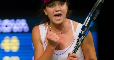 TENIS / Patricia Ţig, pe tabloul principal la turneul WTA de la Miami