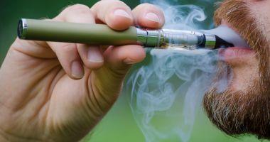 Fără ţigări electronice în spaţiile publice. Proiectul a fost respins