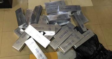 Ţigări de contrabandă, descoperite la bordul unei nave sosite în Portul Constanţa