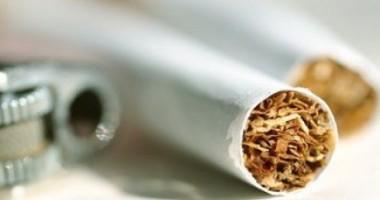 Se scumpesc ţigările!