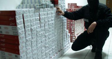 330.000 de țigări de contrabandă confiscate din colete poștale