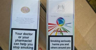 Sute de mii de pachete de ţigări de contrabandă, depistate în Portul Constanţa Sud Agigea