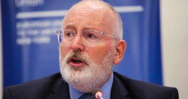 Timmermans, scrisoare adresată premierului Viorica Dăncilă pe tema OUG privind recursul în anulare