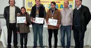Tineretul face legea în Campionatul Constanţei la şah