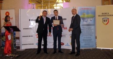 Tinerii antreprenori constănţeni, premiaţi la Balul oamenilor de afaceri