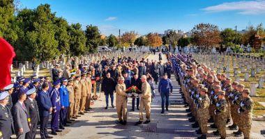 De Ziua Armatei Române, tinerii  din PSD Constanța au omagiat eroii