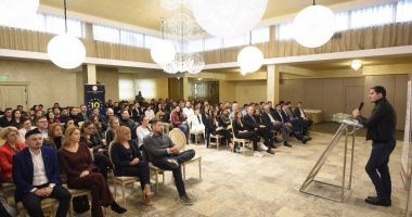 """Tinerii din PSD Constanța, gata de start la """"10 pentru Bruxelles"""""""