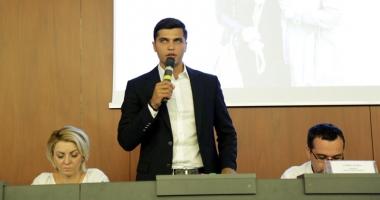 """Nicu Roșu, liderul TSD Constanța: """"Tinerii reprezintă viitorul. Trebuie să investim în ei"""""""