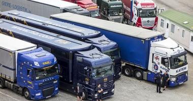 112 camioane cu şoferi români, sechestrate în Belgia