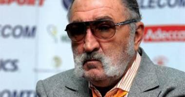 Ion Ţiriac, Doctor Honoris Causa al UNEFS Bucureşti