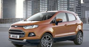 Ţiriac Auto îi invită pe constănţeni să testeze noul Ford Ecosport
