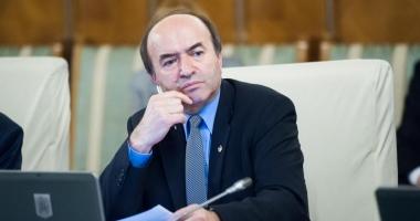 Tudorel Toader, ministrul Justiţiei: