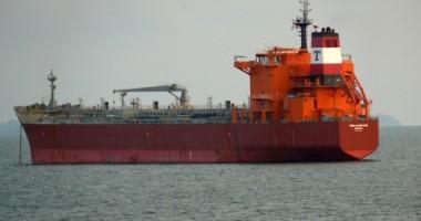 Garda înarmată de pe un tanc petrolier a respins atacul piraţilor