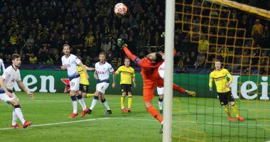 Tottenham Hotspur merge în sferturile de finală ale Ligii Campionilor