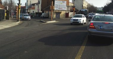 Surprize pentru șoferi! Reguli noi de trafic, pe strada I.L. Caragiale