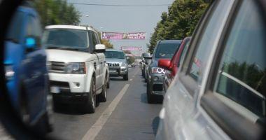 Atenţie, constănţeni! Trafic îngreunat pe strada Lahovari