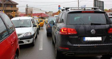 Trafic restricţionat la Constanţa, din cauza unei avarii RAJA