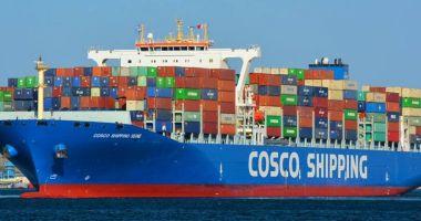 36 de nave sub operare, în porturile maritime