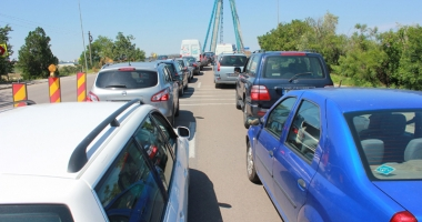 Trafic restricţionat pe Podul Agigea, până la sfârşitul lunii aprilie!