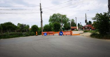 Trafic rutier restricționat, în zona Halta Traian