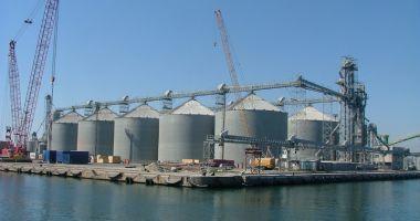 Traficul de cereale prin portul Constanța  a crescut de peste opt ori, în 15 ani