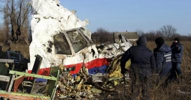 Tragedia zborului MH17, doborât în Ucraina.