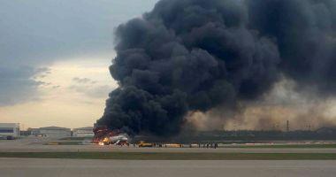 Tragedie pe cel mai mare aeroport din Rusia. Cel puţin 41 de oameni au murit