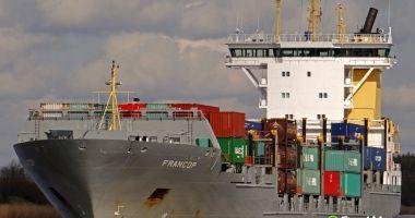 Tragic accident la bordul unui portcontainer