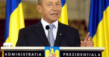 Băsescu revine la Cotroceni