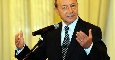 Traian Băsescu vine la Neptun pentru a le vorbi tinerilor din PMP
