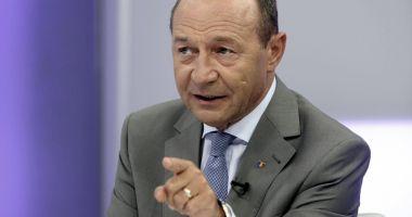 Traian Băsescu, despre mitingul PSD ce urmează să fie organizat luna viitoare