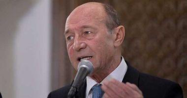 Foto : Băsescu: Dăncilă a aruncat pe apa sâmbetei 50 de ani de politică externă românească în Orientul Mijlociu
